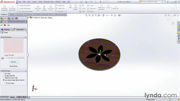 Understanding alpha channels: SOLIDWORKS Rendering with PhotoView 360