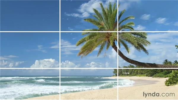 The rule of thirds, a powerful tool: Foundations of Layout and Composition
