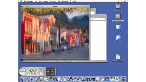 building: DVD Studio Pro 3 Essential Training