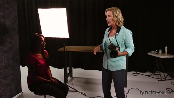 Understanding the directions of light: Up and Running with Lighting: Studio Lights and Flash