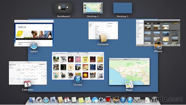 Welcome: Mac OS X Mavericks Essential Training