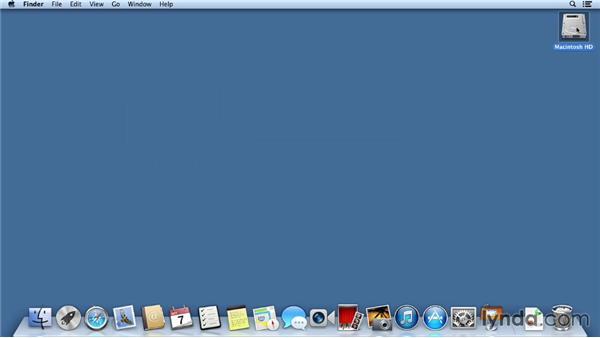 Essential analogies for an operating system: Mac OS X Mavericks Essential Training