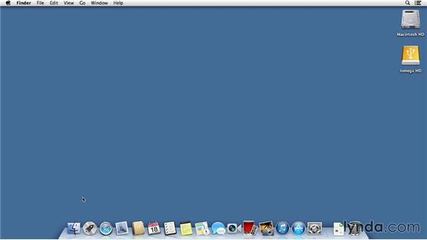Time Machine: Mac OS X Mavericks Essential Training
