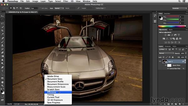 Welcome: Photoshop Insider Training: Optimizing Photoshop's Performance