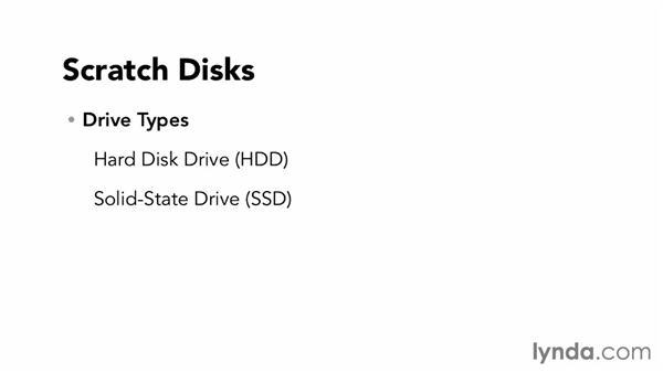 Taking advantage of scratch disks: Photoshop Insider Training: Optimizing Photoshop's Performance