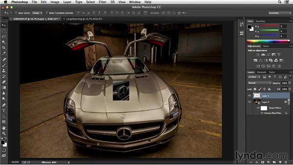 Closing unnecessary document windows: Photoshop Insider Training: Optimizing Photoshop's Performance