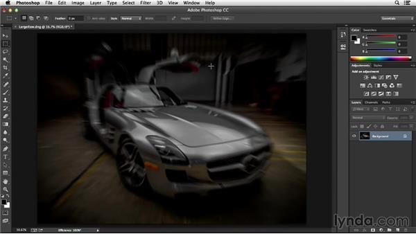 Reducing image resolution: Photoshop Insider Training: Optimizing Photoshop's Performance