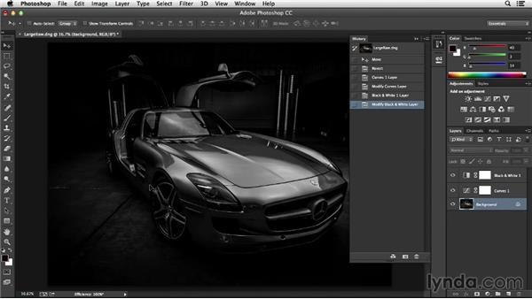 Purging Undo, Clipboard, and history states: Photoshop Insider Training: Optimizing Photoshop's Performance