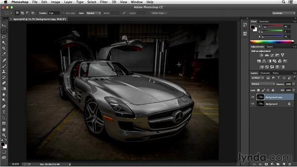 Saving TIFF files without layers: Photoshop Insider Training: Optimizing Photoshop's Performance