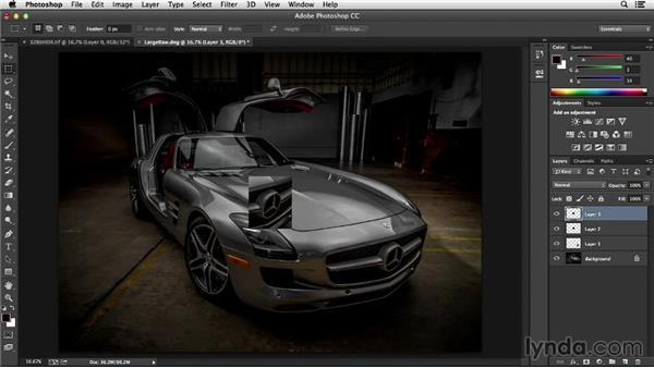Exporting without the Clipboard: Photoshop Insider Training: Optimizing Photoshop's Performance
