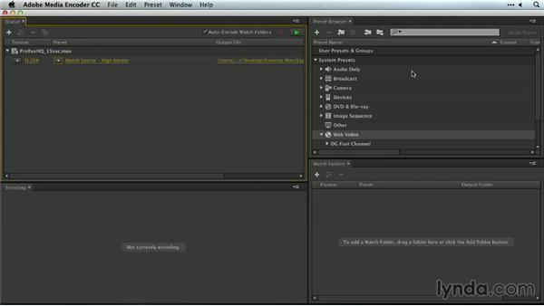 Exporting for YouTube: Premiere Pro Guru: Outputs and Media Encoder