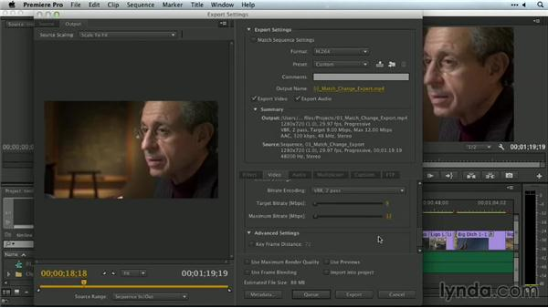 High-quality H.264: Premiere Pro Guru: Outputs and Media Encoder