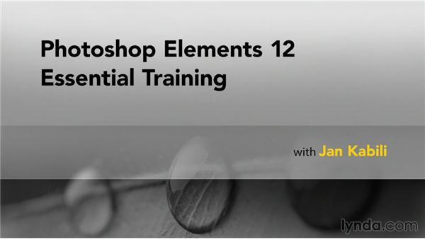 Goodbye: Photoshop Elements 12 Essential Training