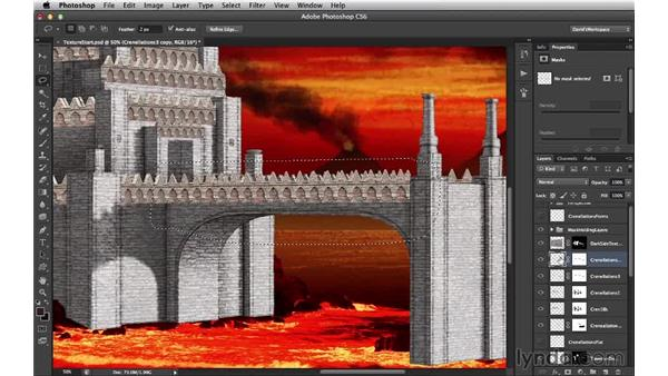 : Digital Matte Painting Essentials 4: Texturing