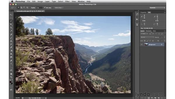 Using Levels and Curves: Digital Matte Painting Essentials 4: Texturing