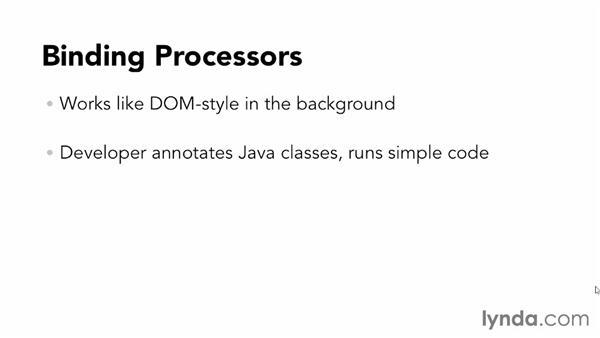 Choosing an XML processing API: XML Integration with Java