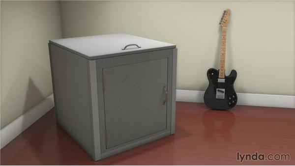 A typical musician's needs: Music Studio Setup and Acoustics