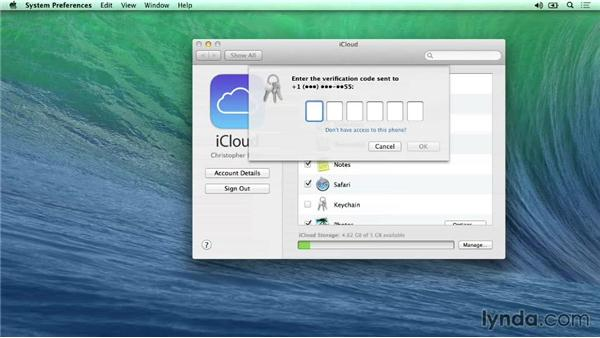 Share passwords with iCloud Keychain: Mac OS X Mavericks New Features