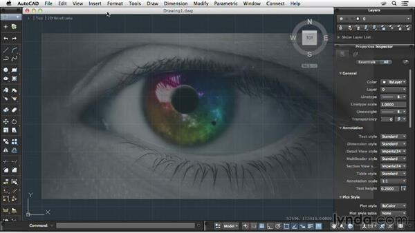 Welcome: AutoCAD for Mac 2014 New Features