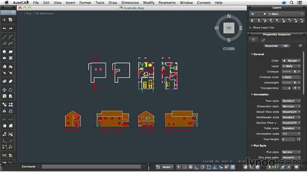 New default Save As version: AutoCAD for Mac 2014 New Features