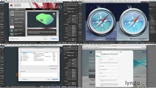 Goodbye: AutoCAD for Mac 2014 New Features