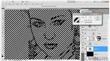 Image for 096 Adding a crosshatch shading pattern