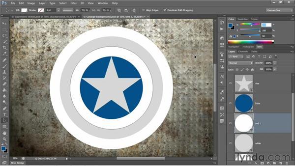 139 Turning Illustrator paths into Photoshop shapes: Deke's Techniques