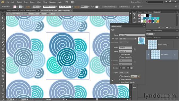 154 Designing a hex pattern in Illustrator CS6: Deke's Techniques