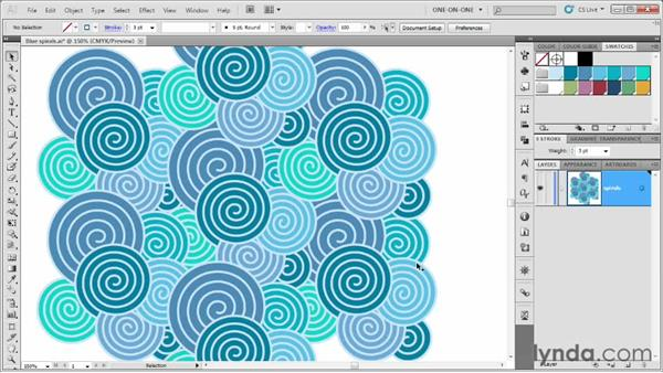 155 Making a hex pattern in Illustrator CS5 and earlier: Deke's Techniques