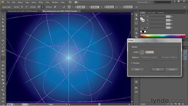 180 Creating a jaunty six-sided star: Deke's Techniques