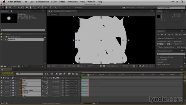Multi-element animation techniques: After Effects Guru: Animating Logos