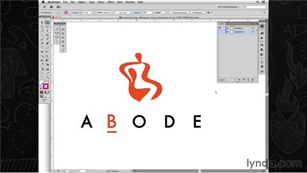 Sonia Greteman: Foundations of Logo Design