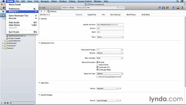 Changes to source control and continuous integration: iOS 7 SDK New Features