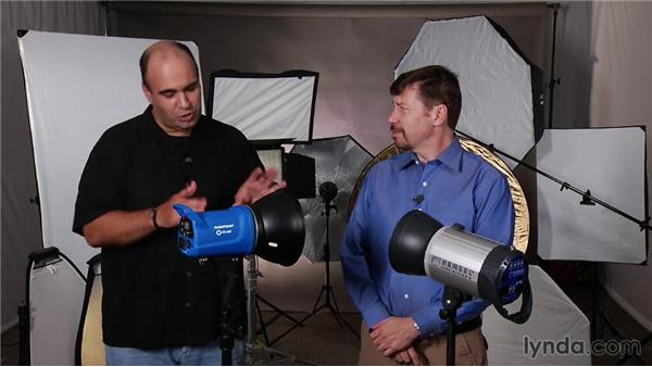 How many lights do you need?: Up and Running with Studio Strobes