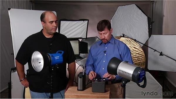 How much power do you need: Up and Running with Studio Strobes