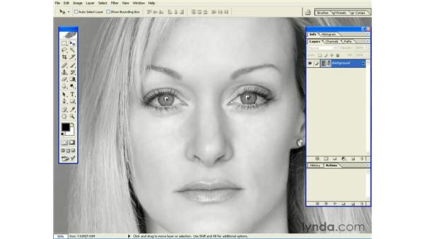 tips for sharpening images: Photoshop CS and Flash MX 2004 Integration