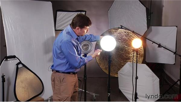 The role of the modeling light: Up and Running with Studio Strobes