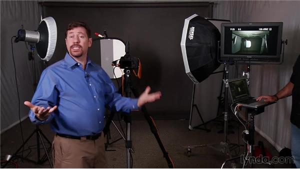 Setting shutter sync speed: Up and Running with Studio Strobes