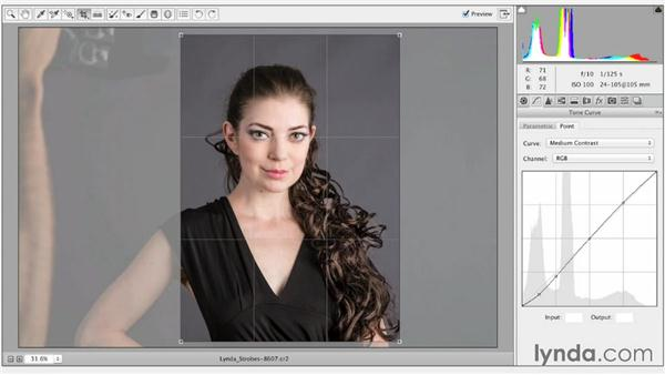 Portrait challenge 1: Up and Running with Studio Strobes