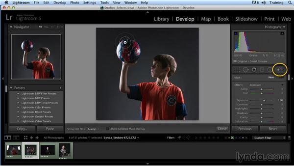 Portrait challenge 5: Up and Running with Studio Strobes