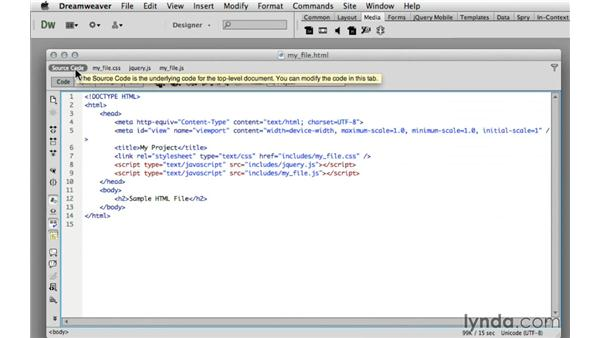 For those using Dreamweaver: Creating a Responsive Web Experience