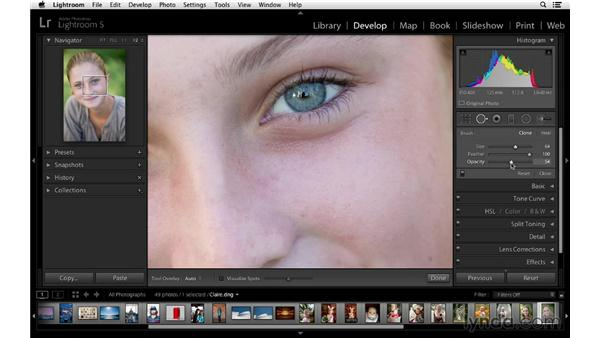 Improved Spot Removal with feather control: Lightroom 5 New Features
