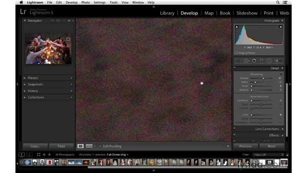 Better color noise reduction with smoothing: Lightroom 5 New Features