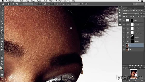 Choosing your tools: Photoshop Retouching Techniques: Skin