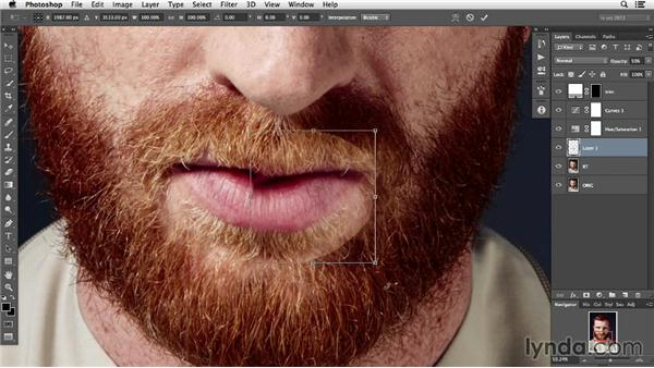 Areas of concentration: Photoshop Retouching Techniques: Skin