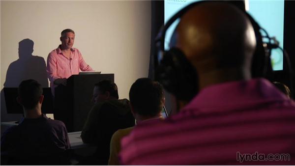 Recording a speaker: Video Production Techniques: Location Audio Recording