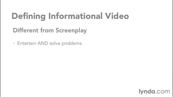 Welcome: Video Script Writing