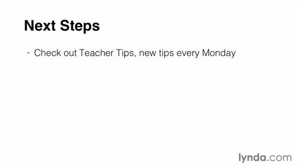Next steps: Google Apps for Educators