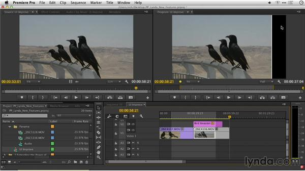 Indicators for the end of a clip or sequence: Premiere Pro: Creative Cloud Updates
