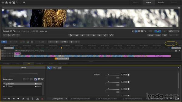 Direct Link to Adobe SpeedGrade: Premiere Pro: Creative Cloud Updates